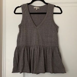Truly Madly Deeply Peplum Tank